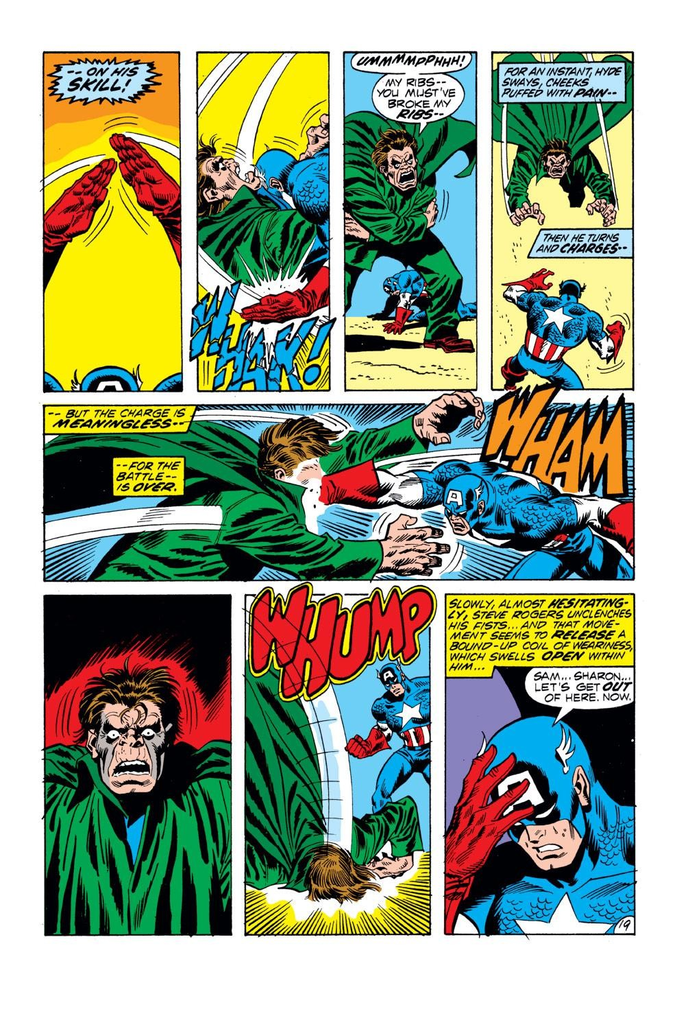 Captain America (1968) Issue #152 #66 - English 20