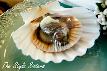 Fruits de Mer (Belgian sea shell chocolate in a Seashell)