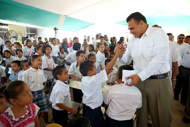 Con mejor educación, Yucatán es más fuerte y competitivo