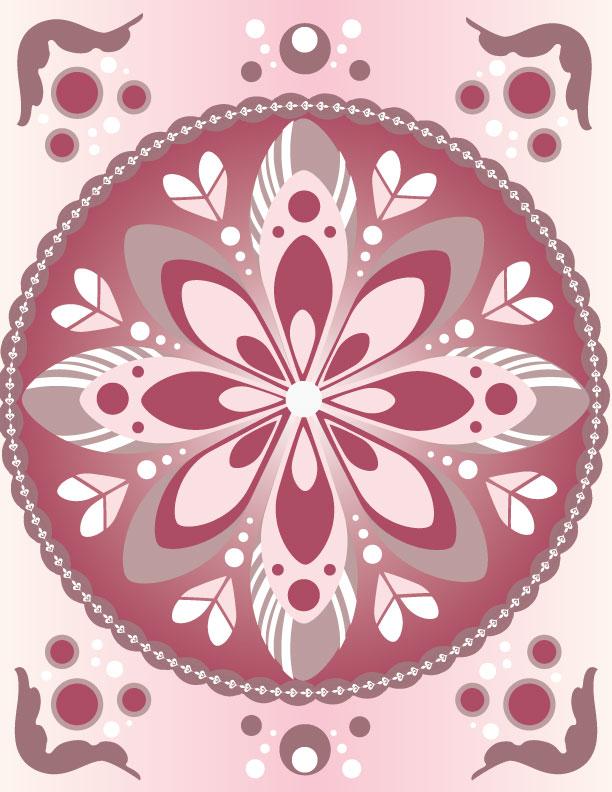 Symetrical Designs michelle's art: symmetrical designs-complex designs