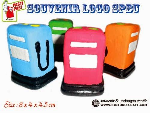 Souvenir Logo SPBU