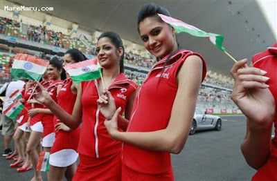 Airtel Promotion Hot Girls in India