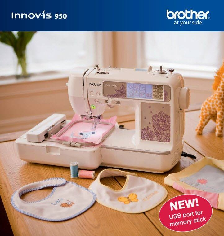 Brother Innov-IS 950