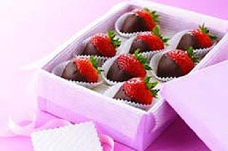 10 Ideas para Decorar Fresas por el día de los Enamorados