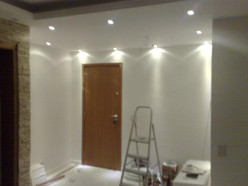 Construindo nosso Lar! Iluminaçao Leds
