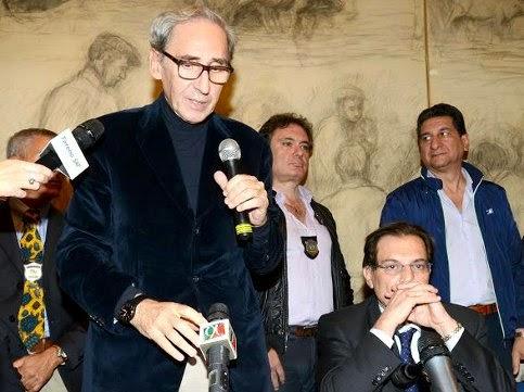 """BATTIATO A CROCETTA: """"OLTRE A ME DOVEVI MANDARE TUTTI A CASA UN ANNO FA"""""""