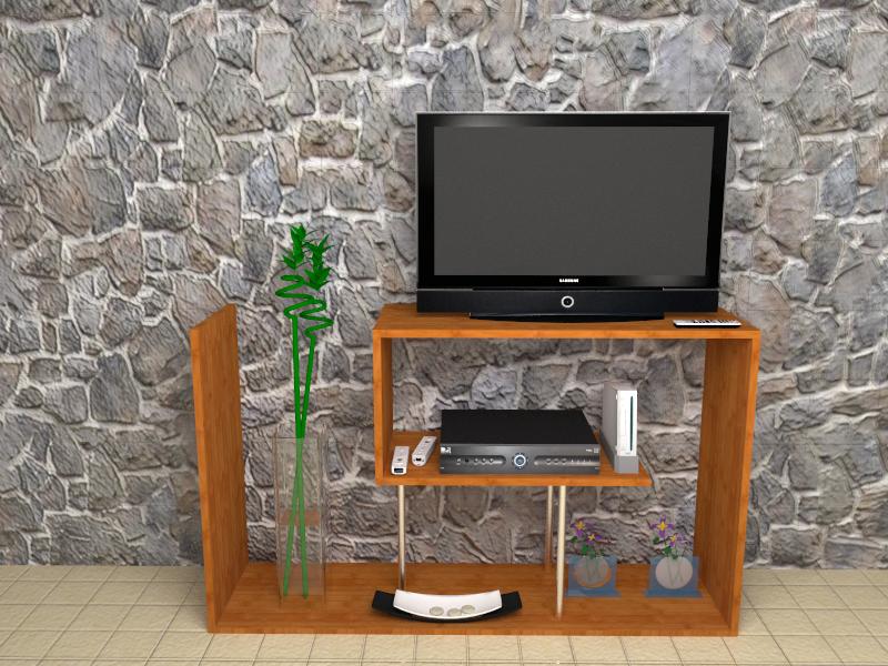 Deco Nueve: Muebles para el Hogar - Mesa TV / PLASMA