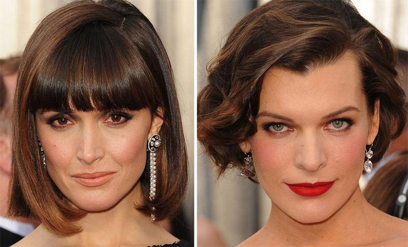 make1 As melhores maquiagens do Oscar 2012