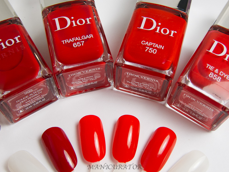 Dior-Vernis-Transat-Yacht-210-Captain-750-Sailor-700-Swatch-Electric-Blue-606-Gris_Trianon-Beige-Safari-219-306-Rouge-Red-Royalty-999-Trafalgar-657-Tie-Dye-858-Comparisons