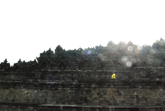 Borobudor temple Yogyakarta