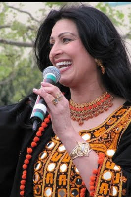 Afghan Pashto Language singer latest wallpaper gallery, Naghma all