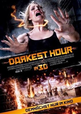 La última noche de la humanidad (The Darkest Hour)(2012)poster