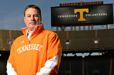 Butch Jones did not ride on Brian Kelly's coattails. Because Butch Jones said so.