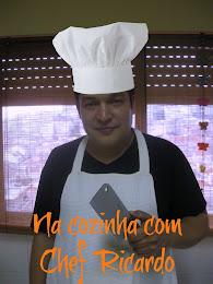 Na cozinha com Chef Ricardo