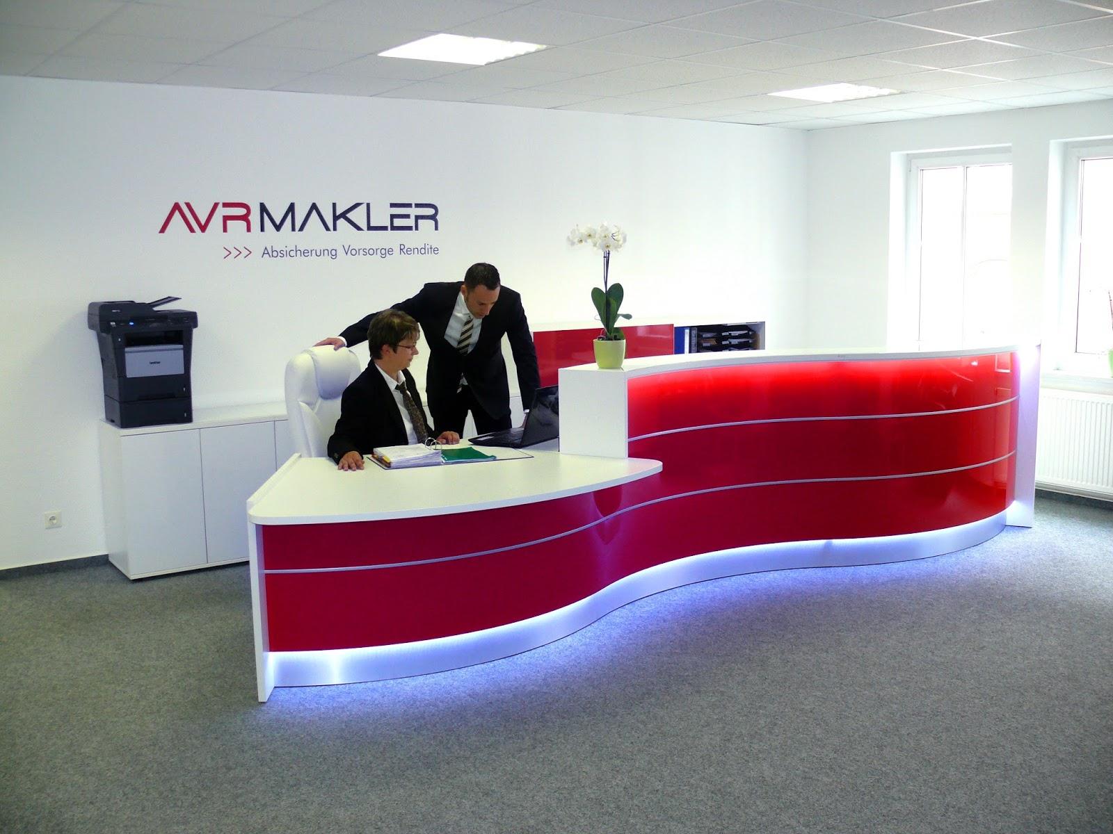 Colour up your office !: Büromöbel und Büroeinrichter für Ihr Objekt ...