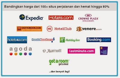 Bandingkan harga hotel dari 100+ situs perjalanan
