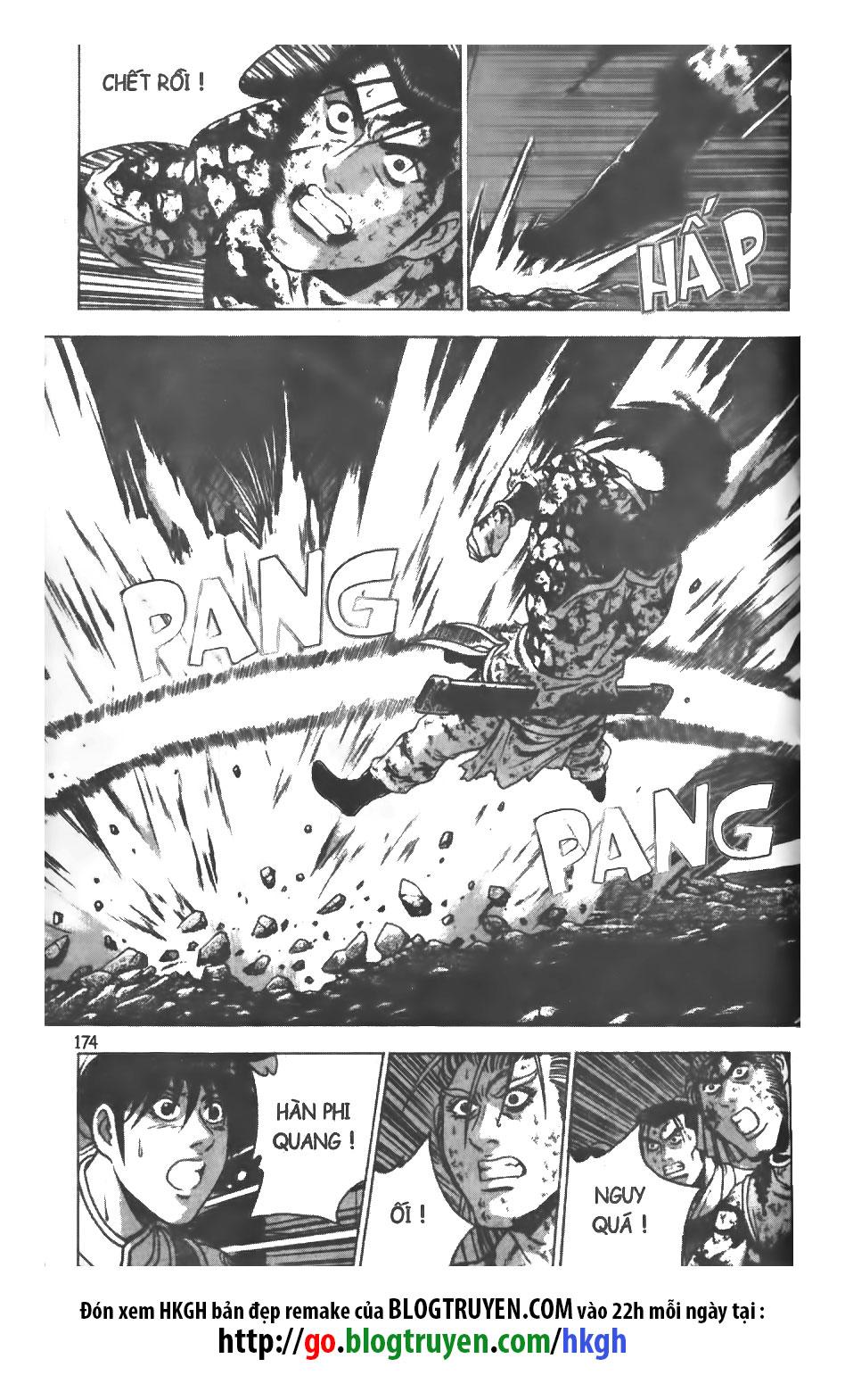 Hiệp Khách Giang Hồ chap 221 Trang 5 - Mangak.info