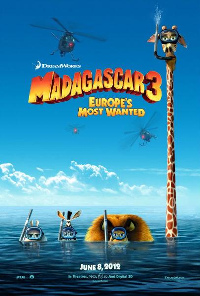 Film Madagascar 2012