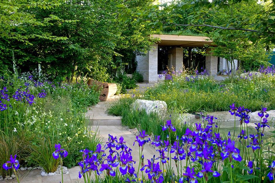 Feltabulous chelsea flower show 2014 for Garden trees homebase