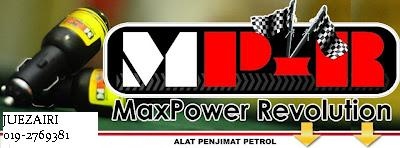 MaxPower Revolution (MP-R)-PENGEDAR SAH