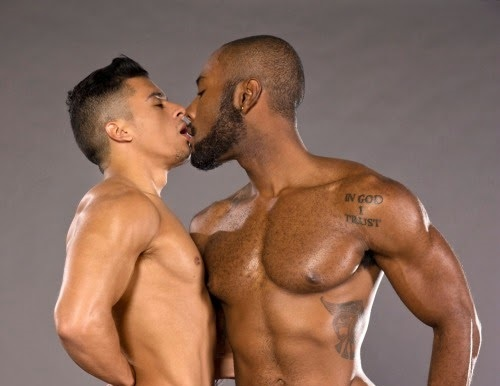 Interracial gay sex movies