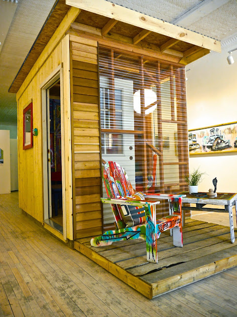 Free check out this tiny art studio for Building a house in ct