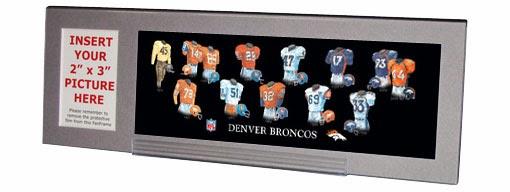 The Denver Broncos And Their Colorful Uniform History A
