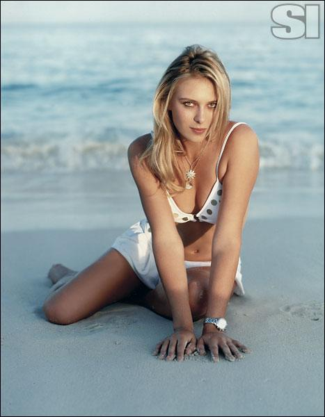 Maria Sharapova Sports Illustrated Swimsuit Collection