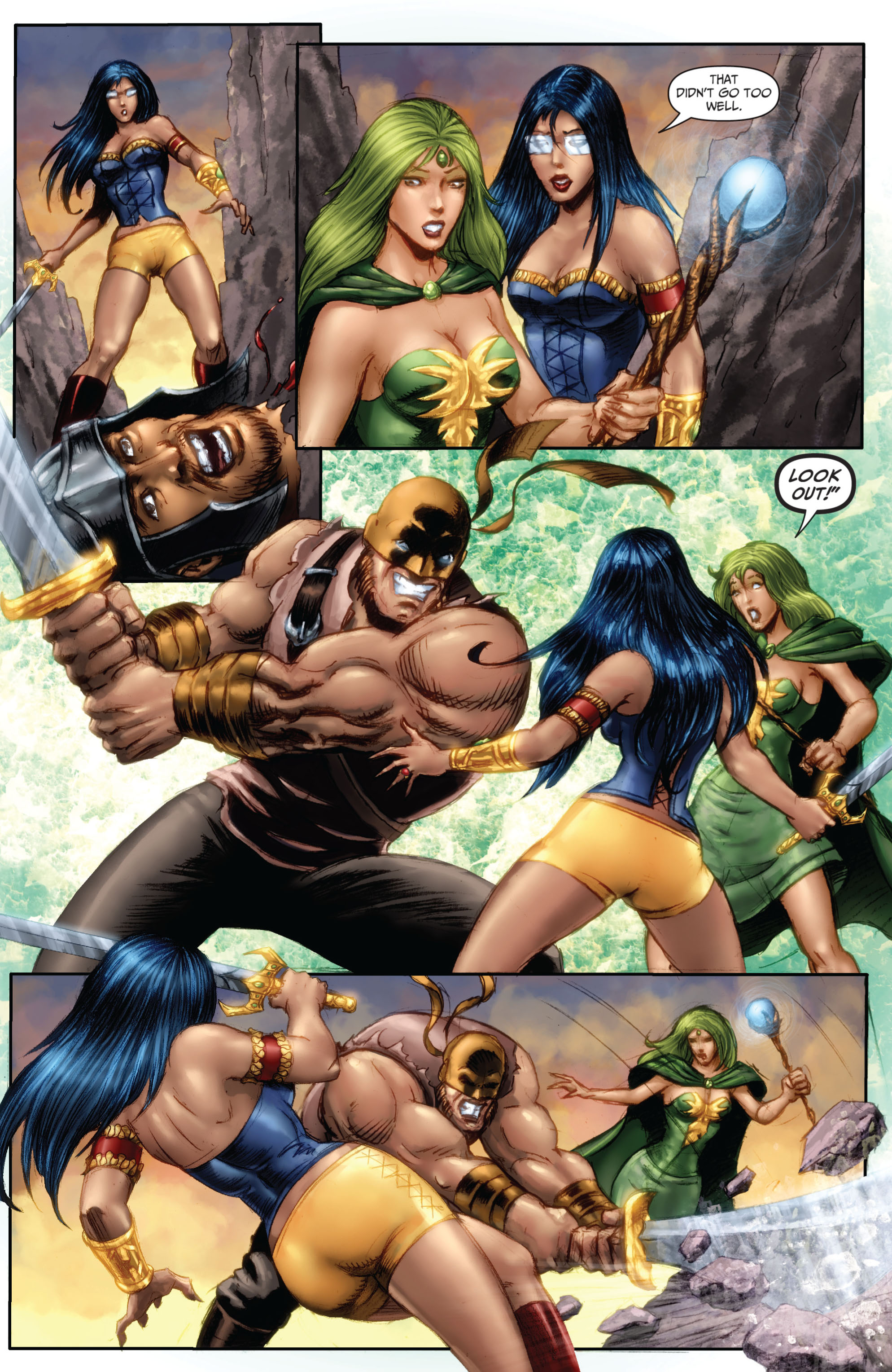 Grimm Fairy Tales (2005) Issue #67 #70 - English 7