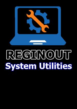 RegInOut System Utilities