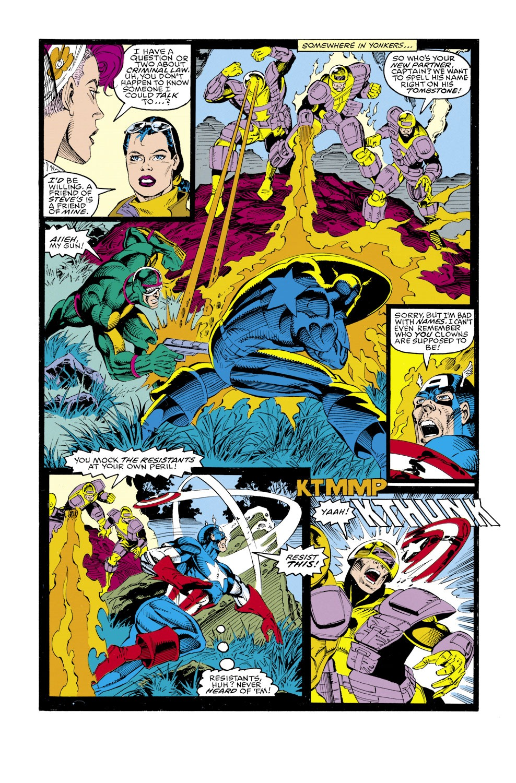 Captain America (1968) Issue #426 #376 - English 16