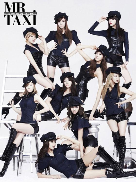 Girls' Generation/So Nyeo Shi Dae (SNSD) Mr-taxi-korean