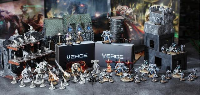 Verge of War Kickstarter