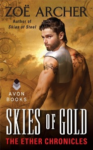 Skies of Steel by Zoe Archer