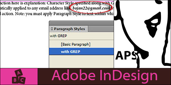 GREP Pattern for Adobe InDesign