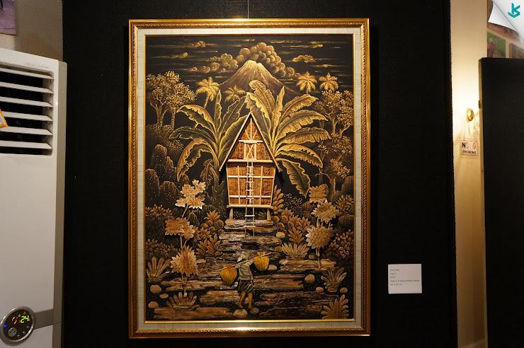 Gambar Pameran Lukisan - Lukisan Leuit