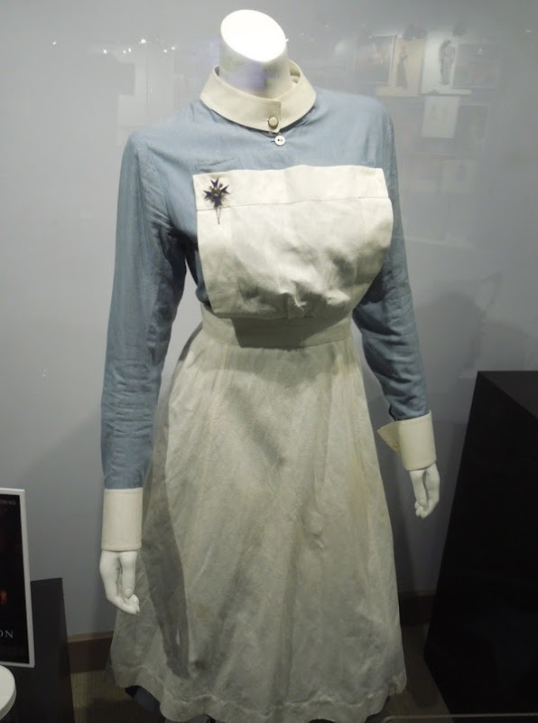 Atonement World War II nurse outfit
