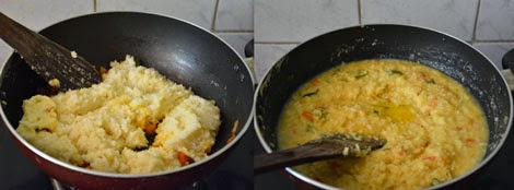 How to make Khichdi