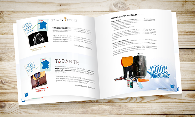 brochure pour le salon équitalyon 2015