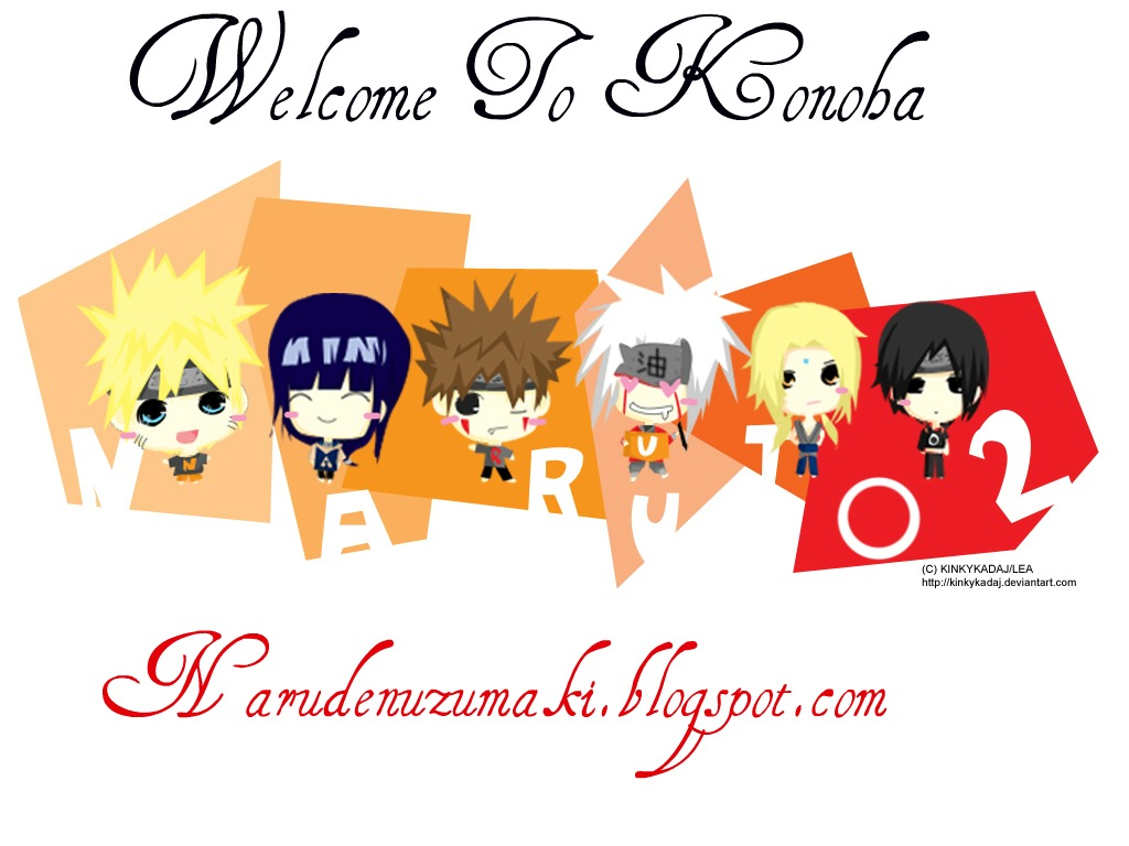 Welcome To Konoha