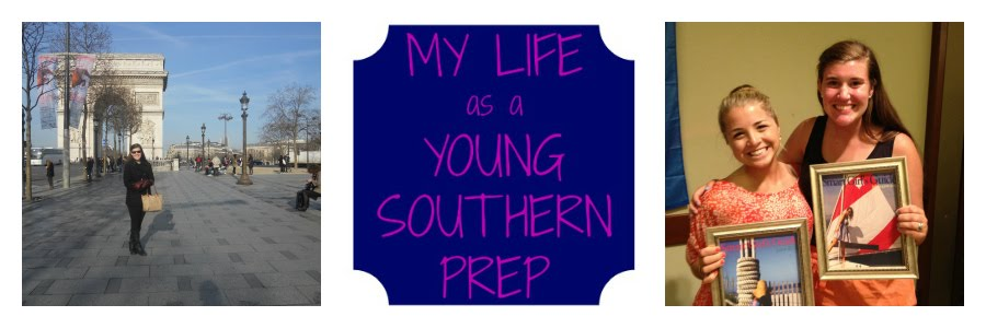 My Life As A Young Southern Prep