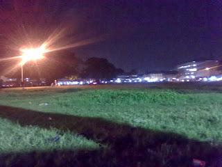 Alun-alun Kidul Solo di Malam Hari