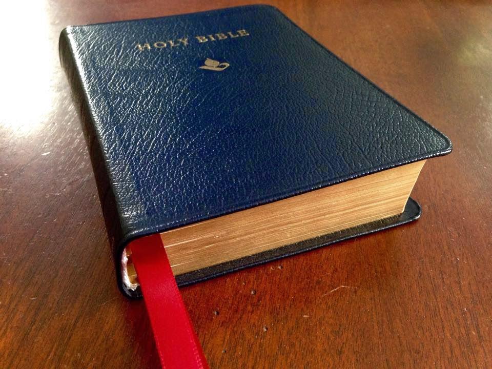 Personalized Catholic Bibles - Personalized Bible - Silver ...