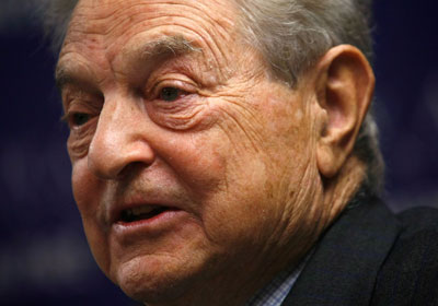Crise: George Soros culpa Merkel e a Alemanha e fala de crise existencial para a Europa