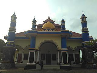 Masjid Terindah Kota Jepara