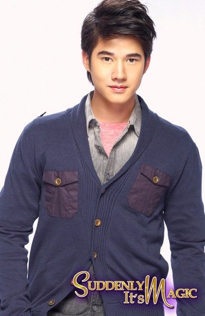 Mario Maurer in Manila this October 29 For Suddenly It's Magic Promotion, to Grace Premiere Night on Oct 30