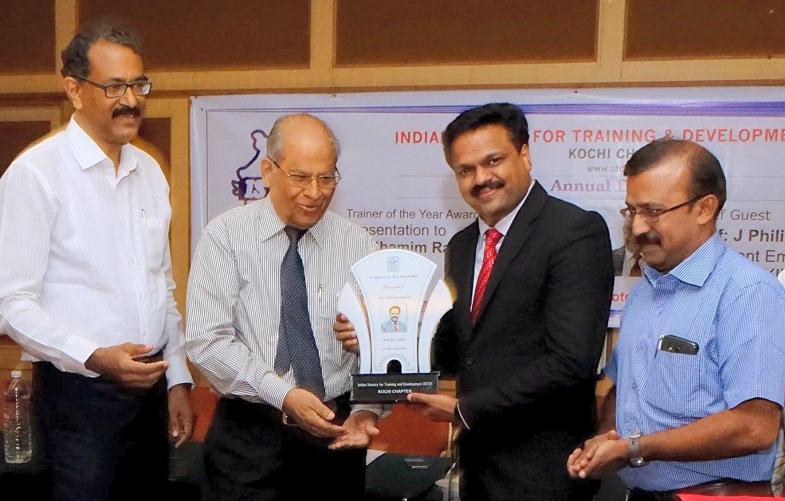 Shamim Rafeek- Best Corporate Trainer in india