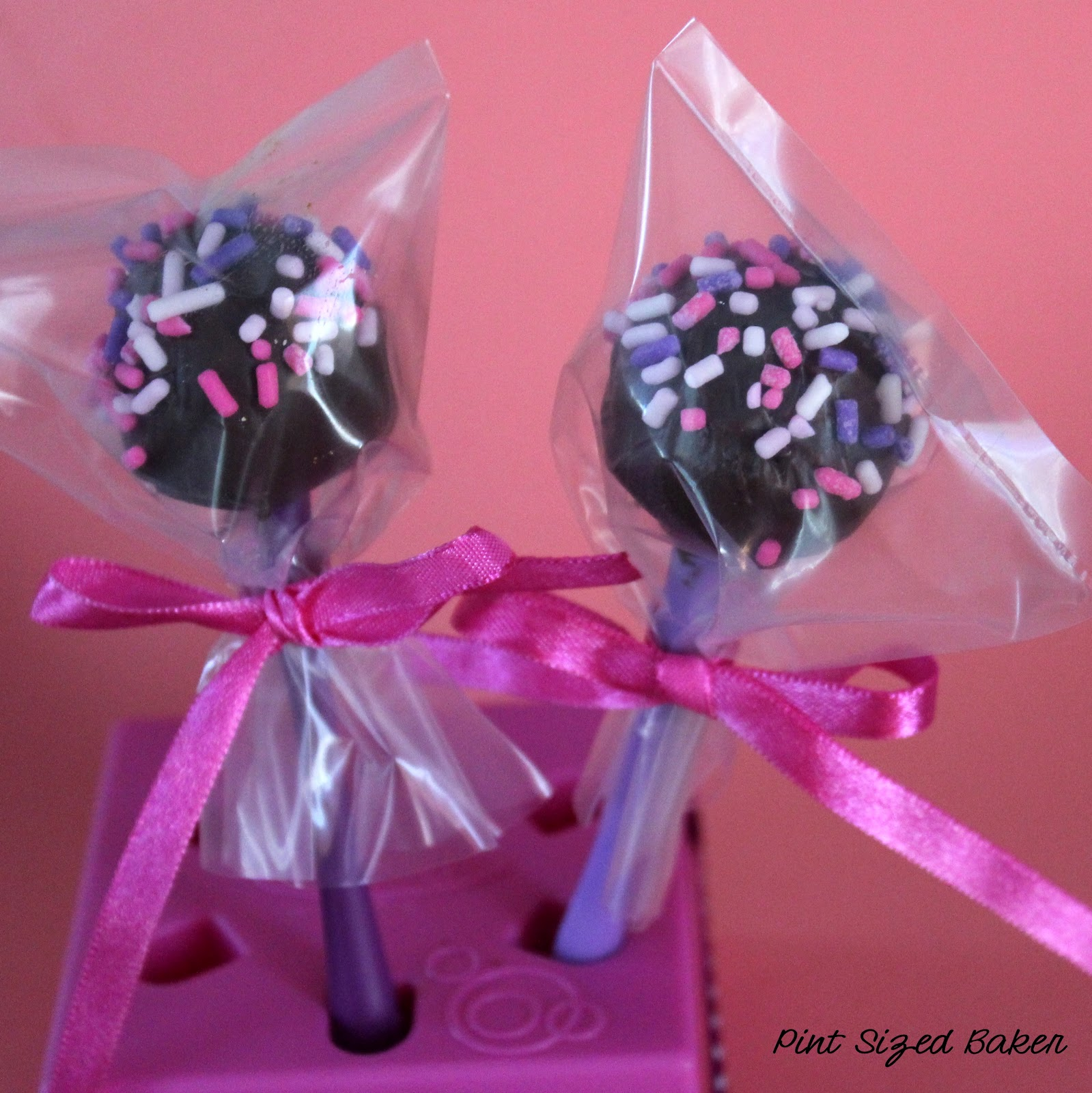Review of Easy Bake Oven Cake Pop Kit - Pint Sized Baker
