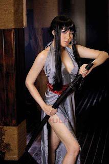 hot Vicky Shu for Popular Magazine, July 2010