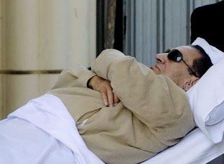 عاجل .. وفاة مبارك إكلينيكيا